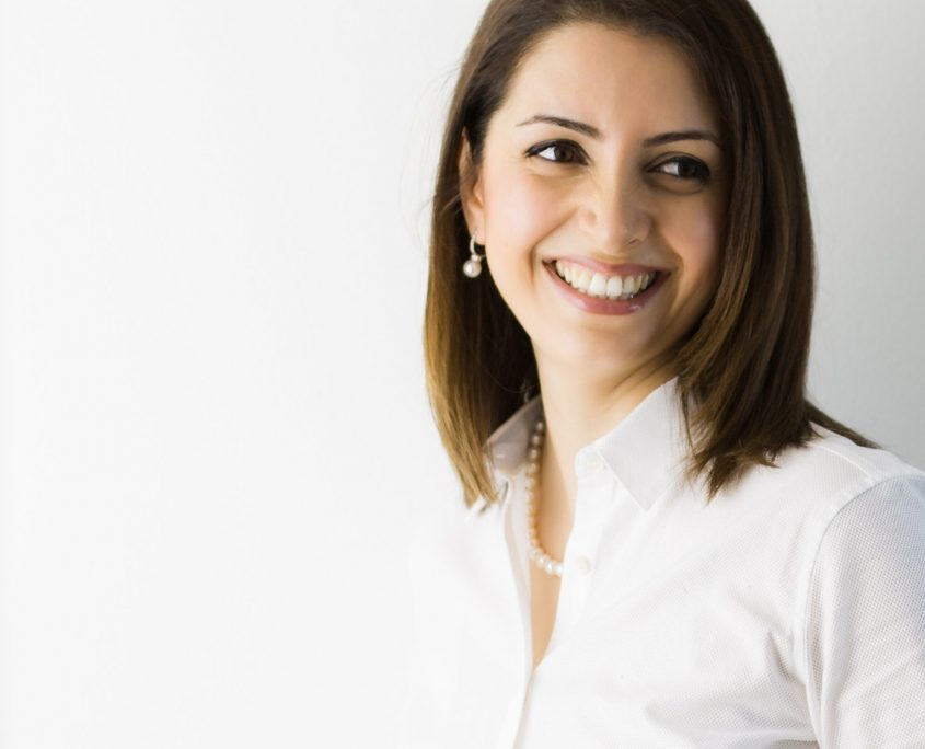 Dr.Mona AFRAND O2Dental Vancouver dentist