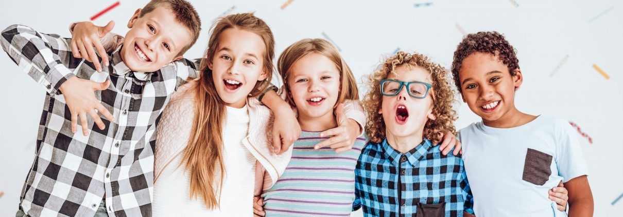 girls and boys O2dental Dentist Vancouver